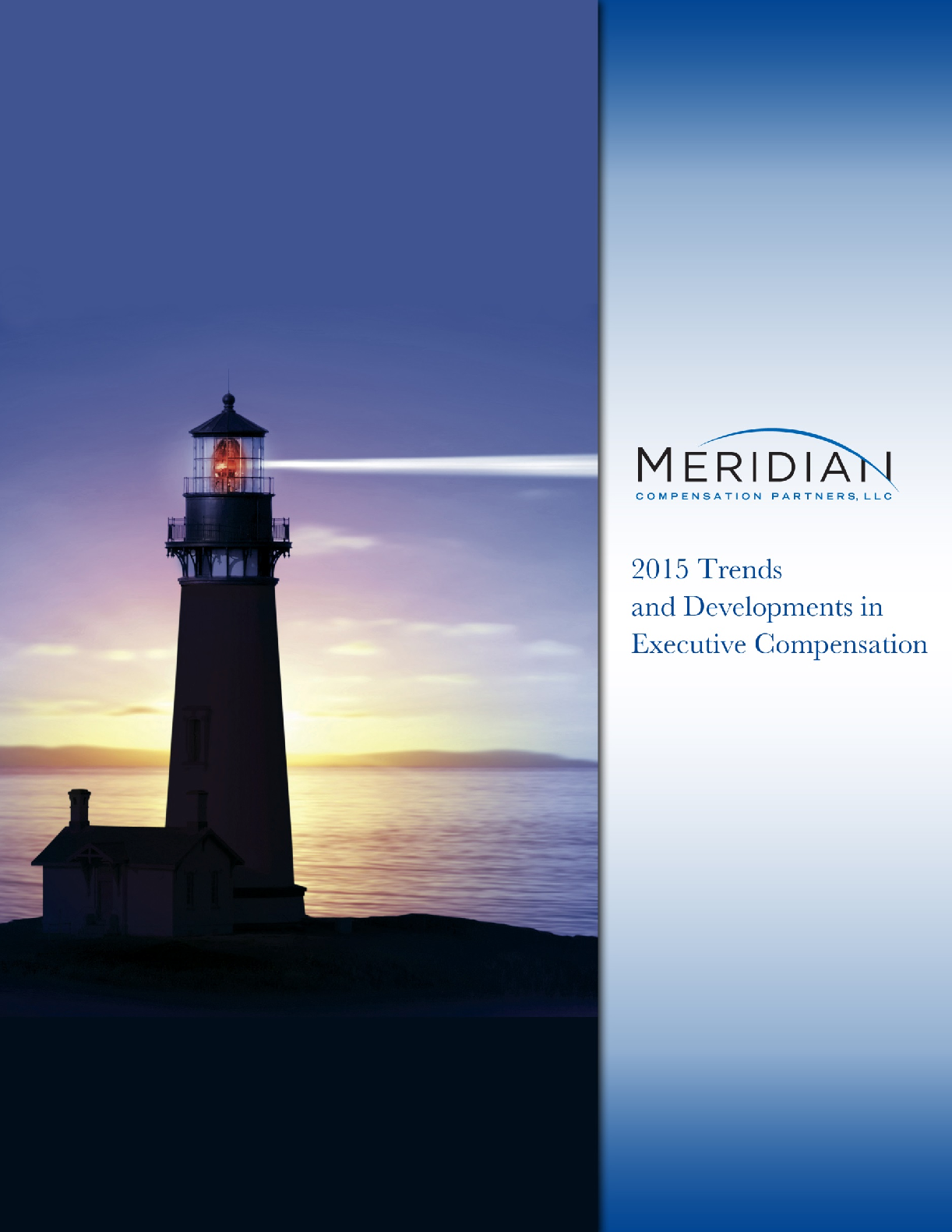 2015 Trends and Developments in Executive Compensation (PDF)