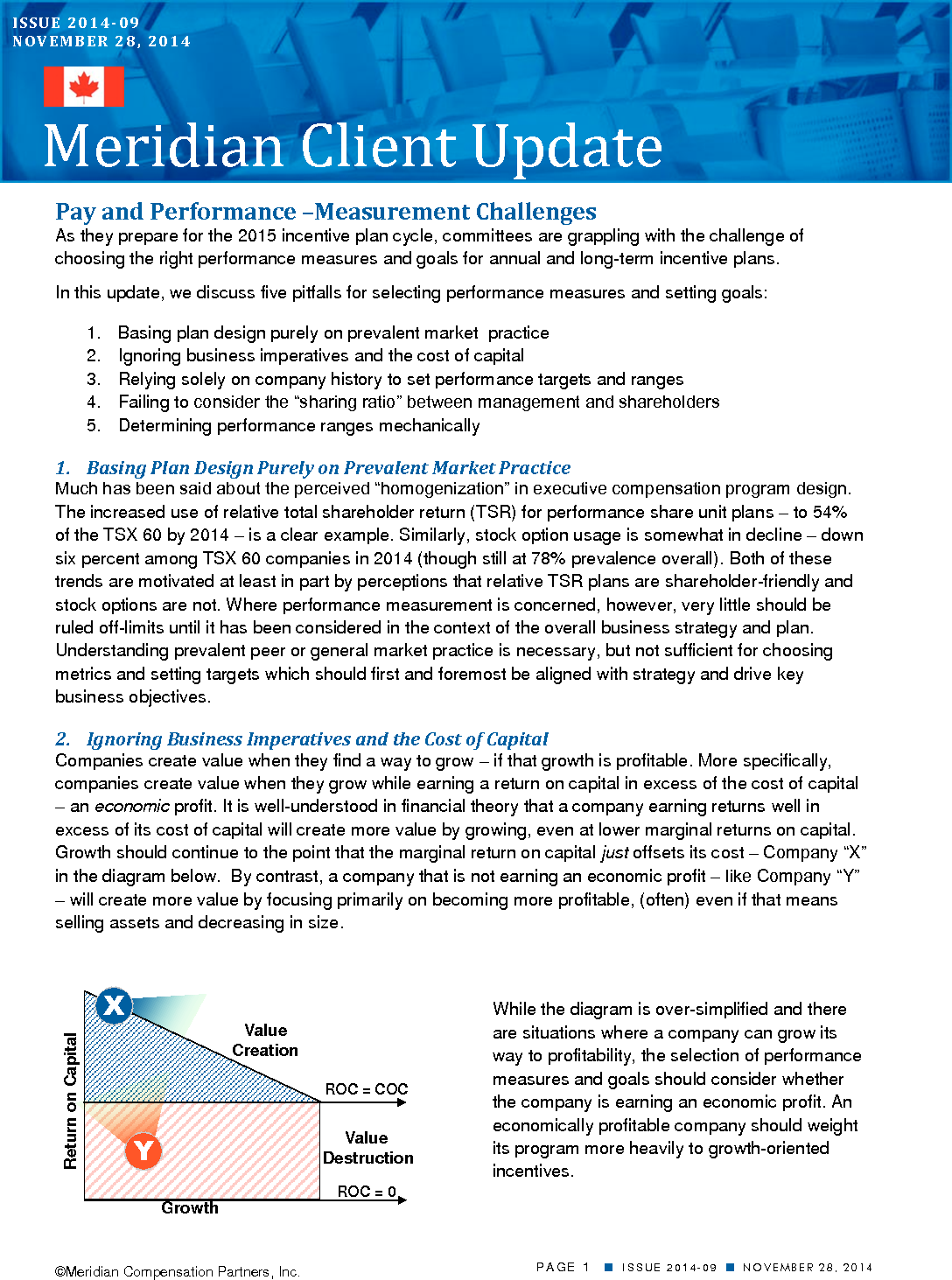 Measurement Challenges for Pay and Performance (PDF)