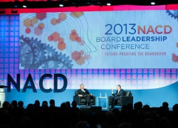 NACD's Annual Board Leadership Conference