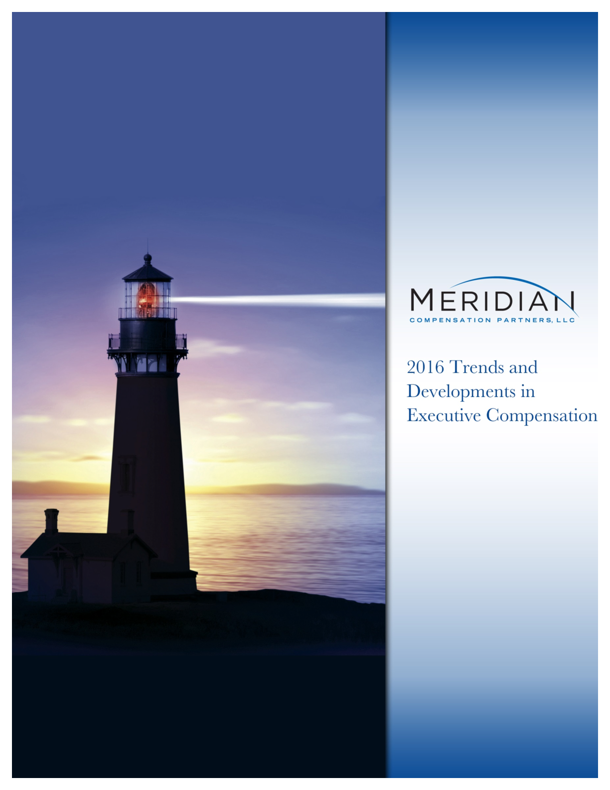 2016 Trends and Developments in Executive Compensation (PDF)