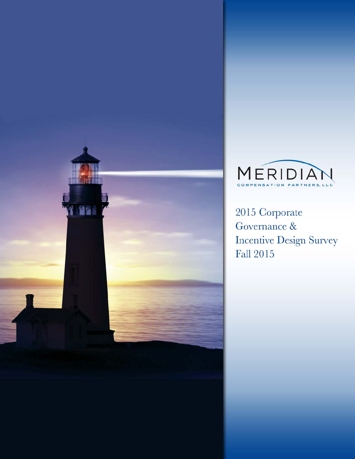 2015 Corporate Governance & Incentive Design Survey (PDF)