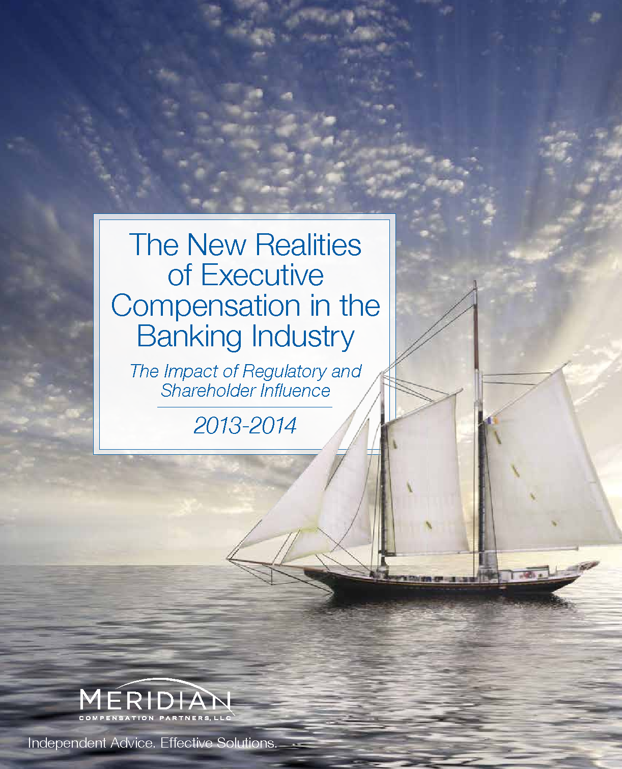 New Realities of Executive Compensation in the Banking Industry (PDF)
